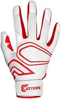 Cutters Gloves Youth Lead-Off Baseball Batting Glove