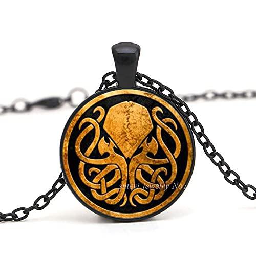 Collar De Medalla De Cabeza De Gato De La Escuela De Magos, Collar De Animal De Juego De Monstruo Salvaje De Diamantes De Imitación De Oro Plateado Dorado Verde