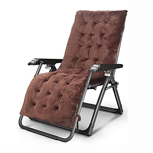 Bgdab Dormitorio Sillón Sala de Estar Sillón Relajante Silla Plegable Hogar Leer y Descansar La Mejor opción
