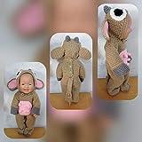 Puppenkostüm Kuh Fasching für 39 cm Puppen (German Edition)