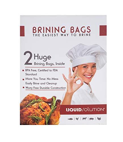 Turkey Brining Bags