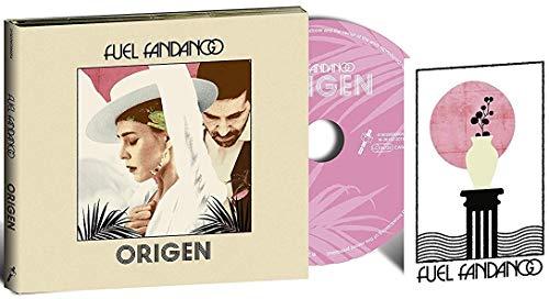 Fuel Fandango - Origen (Cd Digipack) + Semilla En 1ª Edición