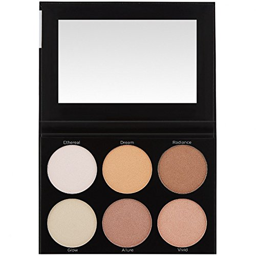 Spotlight Highlight - 6 Farben Highlighter Palette