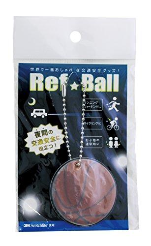 サクライ貿易(SAKURAI) EnjoyFamily(エンジョイファミリー) 反射板 リフレクター ボ-ル バスケットボ-ル RB-003