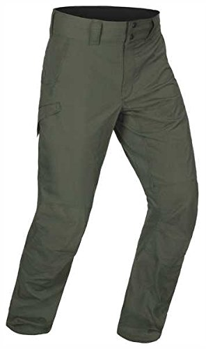 CLAW GEAR Defiant Tactical Pantalon RAL7013 Gris olive Taille 56