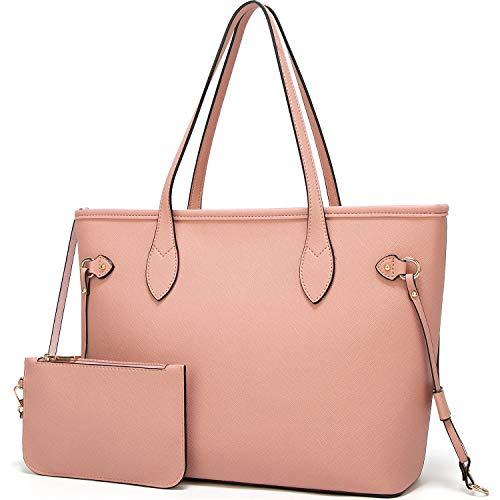 YNIQUE Satchel Purses and Handbags for Women Shoulder Tote Bags Wallets Size: M