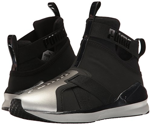 PUMA Women's Fierce Strap Metallic Wn's Cross-Trainer Shoe