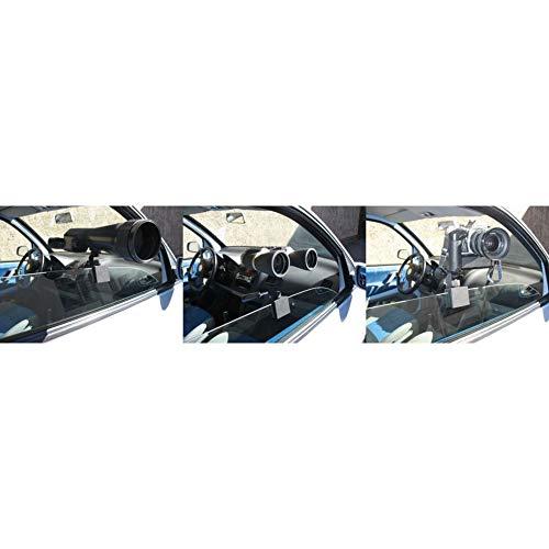 Autofenster Klemm Stativ SBX3 für Fernglas Spektiv Nachtsichtgerät