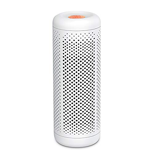 MXRJUWM Mini Dehumidifier   Top Moisture Absorber for Small Spaces & Portable. Perfect for Bedrooms, Closets, Cars, RV & Gun Safes (Dehumidifier Box Without Heating Base)