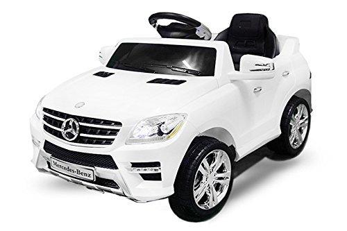 Licencia Niños Coche Mercedes - BENZ ML350 Jeep 6V 1X25W Motor RC...