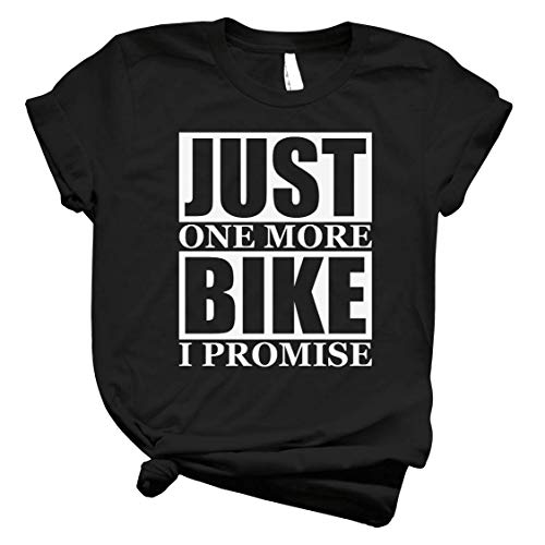 Just One More Bike I Promise 20 Best Shirts for Boys Graphic T Shirts - Customize for