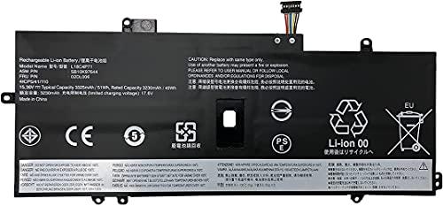 ASKC L18C4P71 Laptop Batería para Lenovo ThinkPad X1 Yoga 4th Gen / X1 Carbon 7th 8th Gen Series 02DL006 L18M4P72 L18L4P71 02DL004 02DL005 SB10K97642 SB10K97643 SB10K97644 15.36V 51Wh
