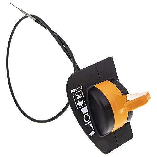 John Deere Original Equipment Push Pull Cable #GY21984