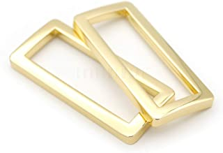 14 6mm GiltGold Buckles Decorative arts and crafts; shoe making; scrapbooking; delicate buckles