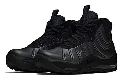 Nike Mens Air Bakin Posite Basketball Shoes (9.5)