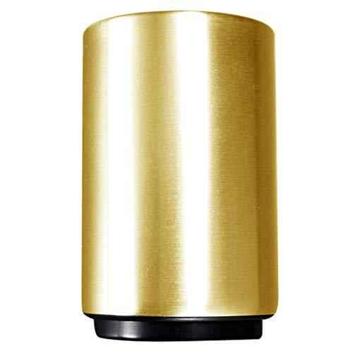 Vokmon Botella automática magnética abridor de Acero Inoxidable Empuje hacia Abajo Vino Casquillo de la Cerveza abridor Soda Accesorios de Cocina
