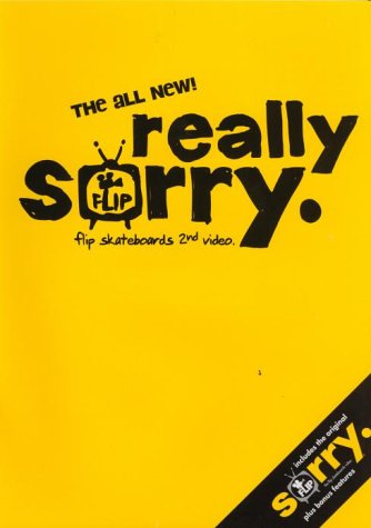 Really Sorry - the All New! Flip Skateboards 2nd Video [UK Import]