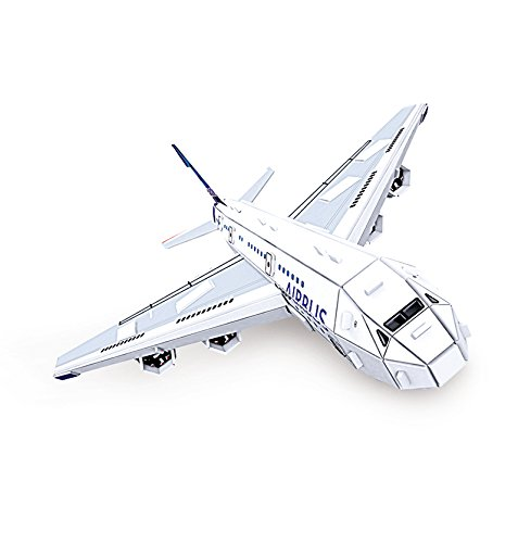 Legler 'Aire 3D Airoplane no de Madera Jigsaw Puzzle
