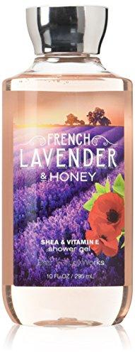 Bath & Body Works French Lavender & Honey Shower Gel 10 oz/295g by Bath & Body Works