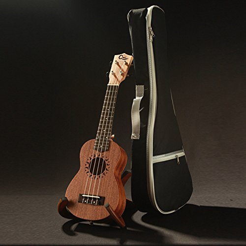 FEN@21-Zoll-Hawaiian Ukulele Ukulele kleine vier-saitige Gitarre die ganze Sapele
