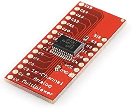 Analog/Digital MUX Breakout for Arduino