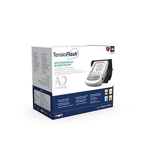 Visiomed KD595 Tensioflash - Tensiómetro de brazo