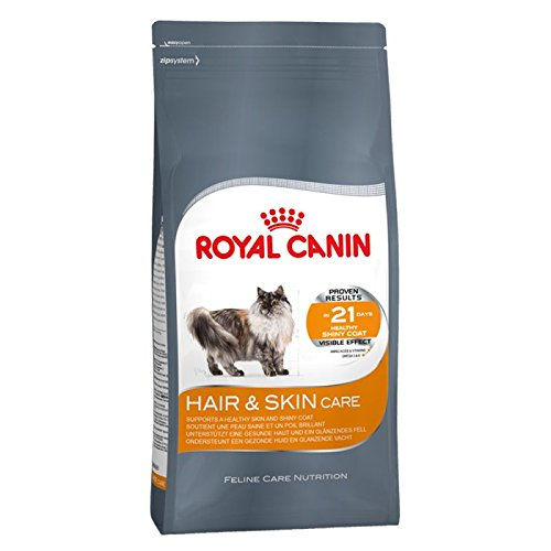 Royal Canin Hair & Skin Care Katzenfutter, 2 kg
