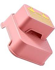 YARNOW Toilet Stool Kids Step Stool Non- slip Toddler Stool Bathroom Foot Stool Washing Stool Home for Children Toilet Potty Training