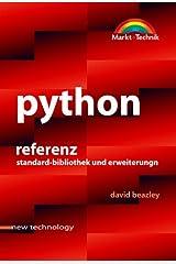 Python Referenz, m. CD-ROM Hardcover