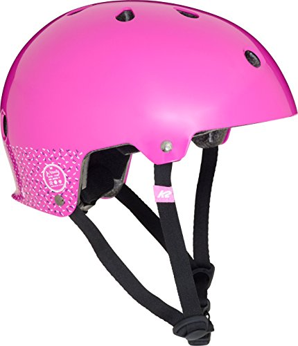K2 Kinder Helm Jr. Varsity Helmet pink - Rosa - M (55-58cm) - 30B4201.1.1.M