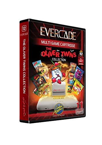 Blaze Evercade The Oliver Twins Collection Cartouche Evercade N°12