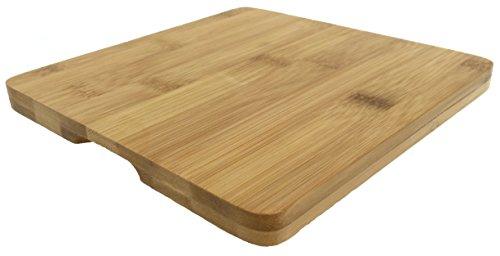 イシガキ産業 鉄鋳物スキレット用木台 3892 18×18cm