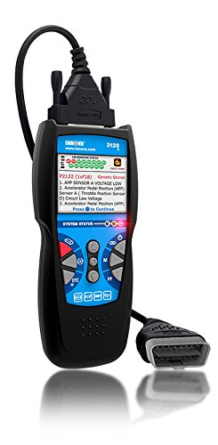 Price comparison product image Innova 3120e Code Reader / Scan Tool with ABS for OBD2 Vehicles with OBD1 Coverage