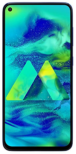 Samsung Galaxy M40 (Midnight Blue, 6GB RAM, TFT...