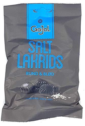 Ga-Jol Salzlakritz, 1er Pack (1 x 140 g)