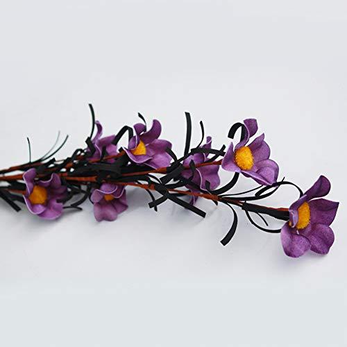 HYLZW Kunstmatige Bloem Plant Schuim Simulatie Bloem Tak Thuis Decoratie Supplies Simulatie Plant Europese Cosmos Pe Foam Decoratie Ambachten