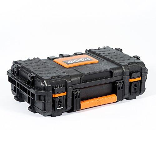 RIDGID 54338 Profi Organizer Werkzeugkoffer, Werkzeugkasten zur Verwendung in Kombination mit RIDGID...