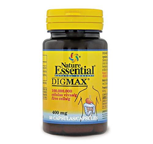 NATURE ESSENTIAL | Dig-max® 400 mg | 50 Cápsulas