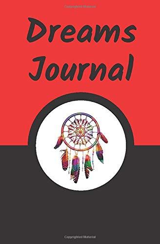 Dreams Journal: Celestial Journal, Dream Book, Dreamcatcher, Notebook For Your Dreams.