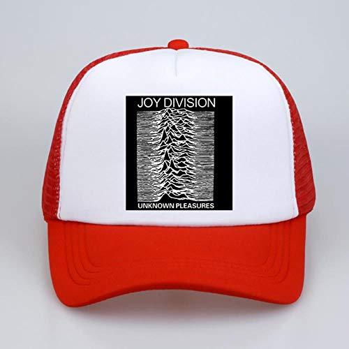 ZYF Sommer Herren Damen Baseball Cap Casual Punk Hat Rock Hipster Streetwear Baseball Mesh Trucker Cap Hat multi