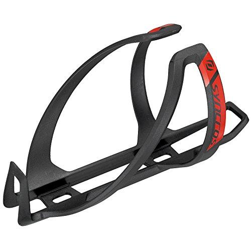 Syncros Coupe Cage 2.0 Fahrrad Flaschenhalter schwarz/rot