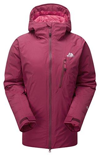 Triton Wmns Jacket - Mountain Equipment , Groesse-ME:10, Farbe-ME:Me-01240 Cranberry