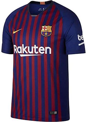Nike Camiseta FC Barcelona 1a equipacion 2018/2019 Hombre