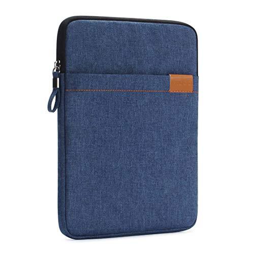 NIDOO 7,9-8 Pollici Custodia per Tablet Protettiva iPad Mini 4 Samsung Galaxy Tab S2   8.4  Huawei MediaPad M3   7.9  ASUS ZenPad 8.0 Lenovo Tab 4 8 Plus Acer Iconia One 8, Blu