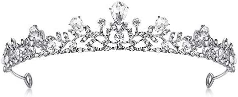 30% off Lovelyshop Royal Crystal Princess Wedding Tiara Headpieces