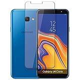 disGuard Schutzfolie für Samsung Galaxy J4 Core [2 Stück] Entspiegelnde Bildschirmschutzfolie, MATT, Glasfolie, Panzerglas-Folie, Bildschirmschutz, Hoher Festigkeitgrad, Glasschutz, Anti-Reflex