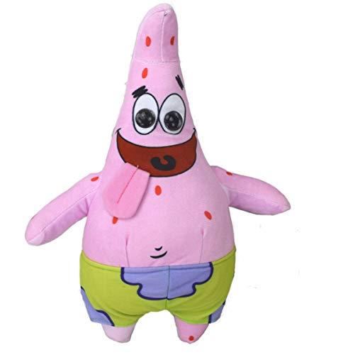 Nickelodeon Spongebob Patrick Star Plüsch Plüschfigur Kuscheltier Puppe Teddy 32cm