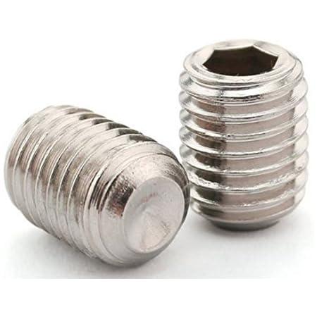 Unopened Undamaged Item a JumpingBolt 1//4-28 x 3//4 Grub Screws Allen Socket Set Screw Stainless Steel Qty 25 -/Unused