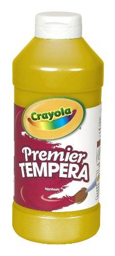 Binney & Smith Crayola(R) Premier Tempera Paint, Gold