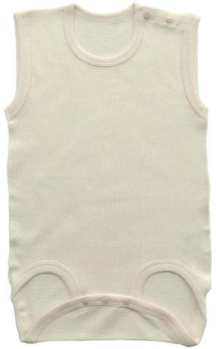 Baby Story zorgeloze mouwloze schouder open Ronpasu ondergoed 90cm - 100cm roze beide zijden Ribufuraisu N77913 gemaakt in Japan